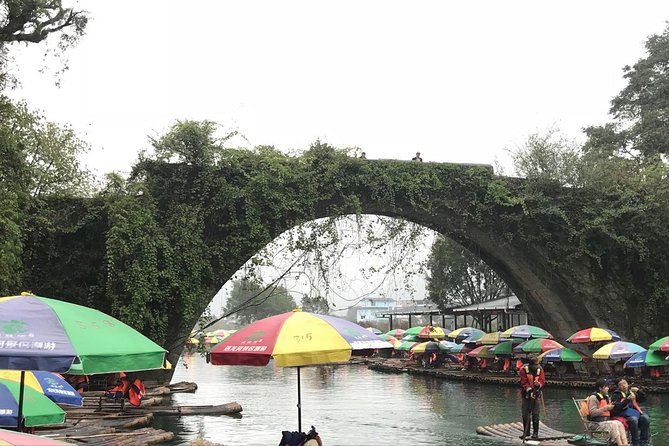 2-Day Private Yangshuo Trip By Round-way Bullet Train From Guangzhou photo 2