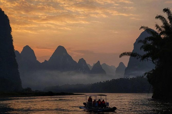 2-Day Private Yangshuo Trip By Round-way Bullet Train From Guangzhou photo 11