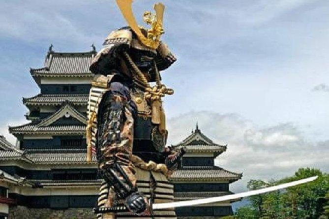 Matsumoto Castle Tour & Samurai Experience