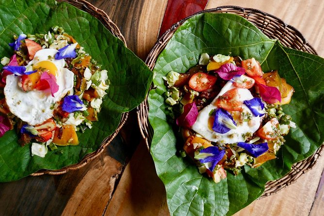 Private, Sustainable Farm-to-Table Cooking Experience in an Organic Beach Resort