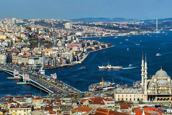 Sabiha Airport to Istanbul City Centre Private Transfer or Vice Versa (1-10pax)