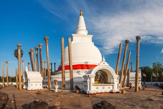 Wilpattu and Anuradhapura from Colombo (2 Days)
