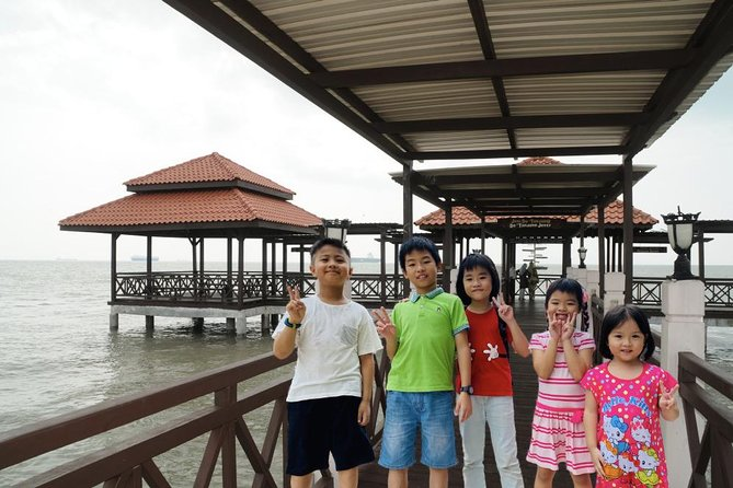 Johor Tour ends in Singapore - Southernmost Tip, Eco Farm, Go Kart [Car]