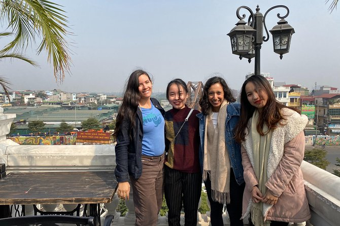 Hanoi Food Buddies Tour