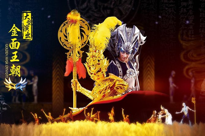 Golden Mask Show with Private Driver Service and Hotel Round Transfer