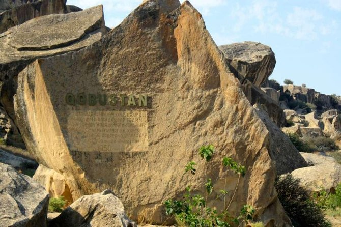 Gobustan National Park & Mud Volcanoes Tour