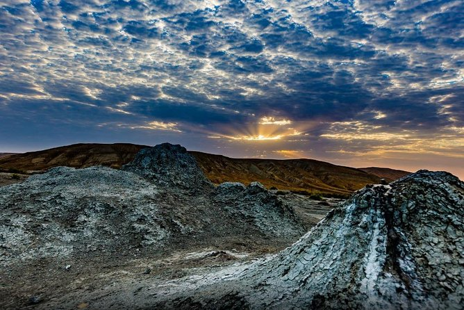 Full Day Absheron & Gobustan Tour