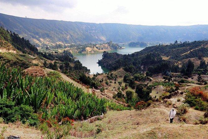 One Day in Lake Wenchi, Ethiopia
