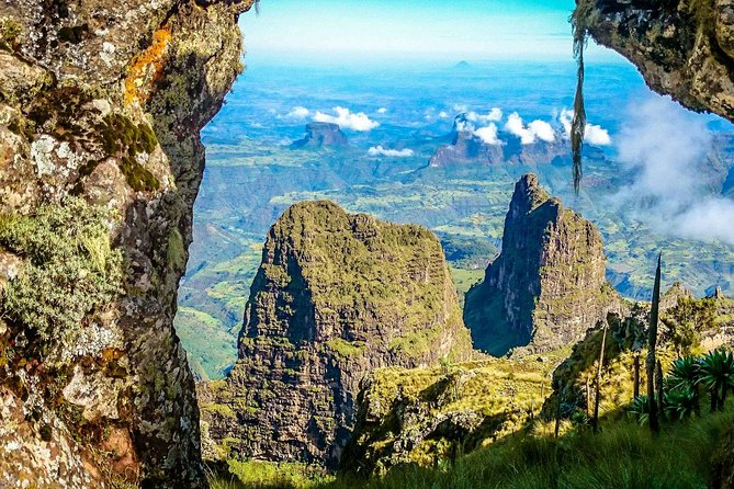 Trekking Simien Mountains, Ethiopia