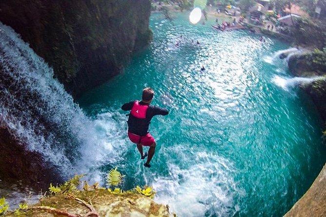 Kawasan Canyoneering Adventure