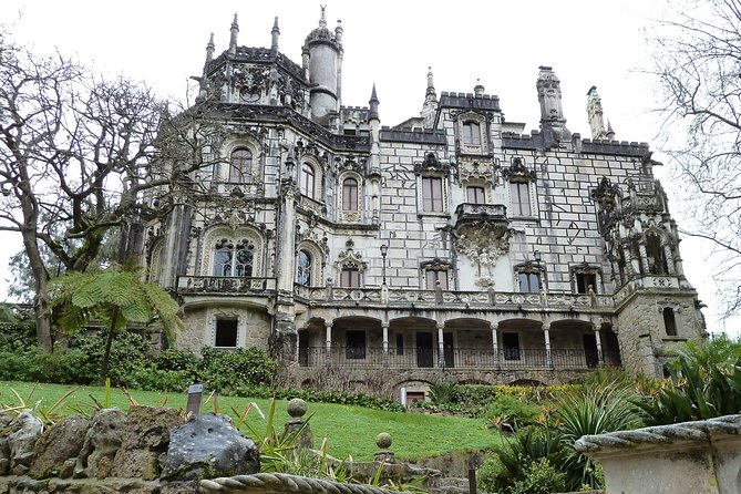 Private Sintra from Lisbon with Wine Tasting and Queluz Palace