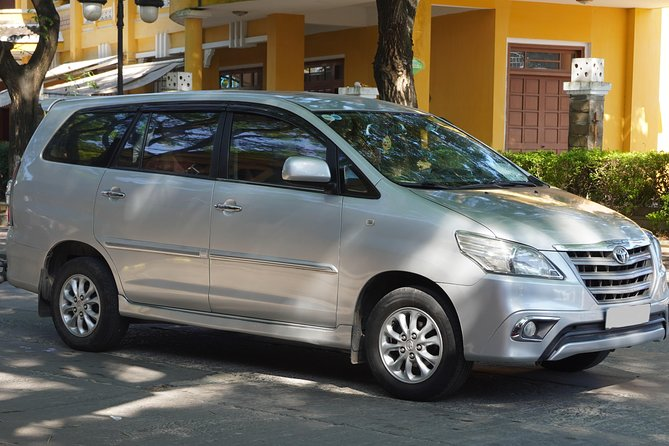 Private transfer from Hoi An to Hue with Hai Van Pass stop