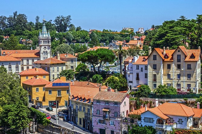 Private Sintra Tour from Lisbon with Wine Tasting and National palace of Sintra