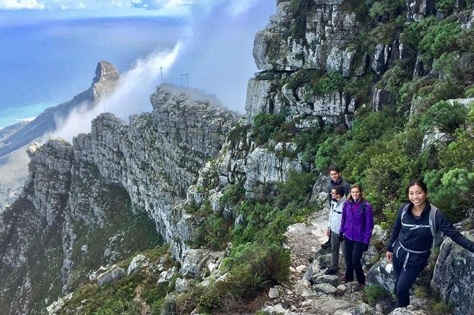 India Venster: sensational half-day route up Table Mountain photo 1