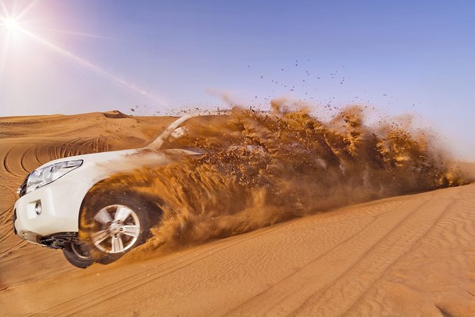 Morning Desert Safari With Refreshment At Dubai