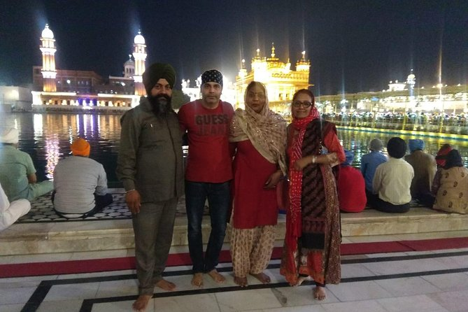 Amritsar 1 Day Sightseeing with Wagah Border