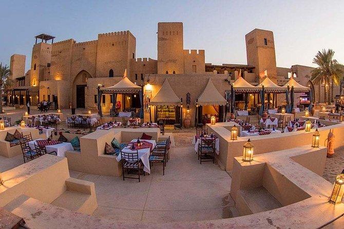 Safari with luxury dinner in desert fortress