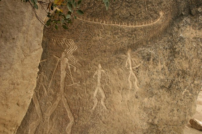 ANCIENT DANCERS of GOBUSTAN & MUD VOLCANOES from the GUINNESS BOOK