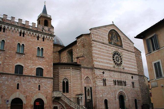 Private Transfer: Rome City to Foligno or vice versa
