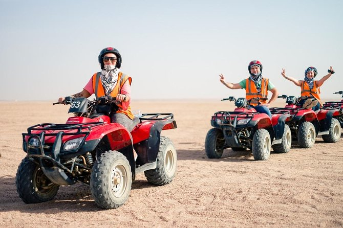 5-Hour Sunset Safari by Quad Bike