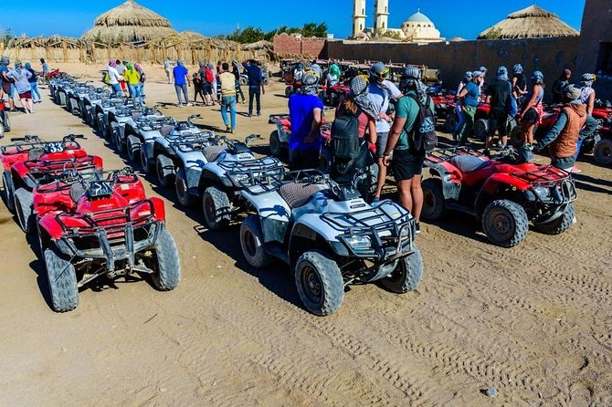 Full-Day Jeep Safari with Dinner from Marsa Alam