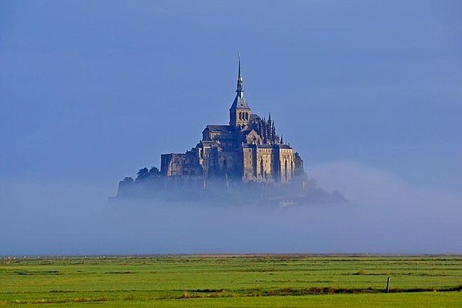 Full Day Tour focus on Mont St Michel from Bayeux with a National guide photo 1