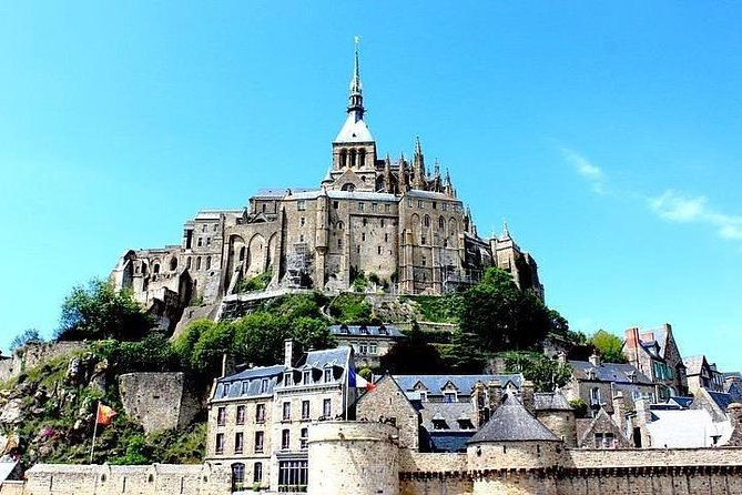 Full Day Tour focus on Mont St Michel from Bayeux with a National guide photo 7
