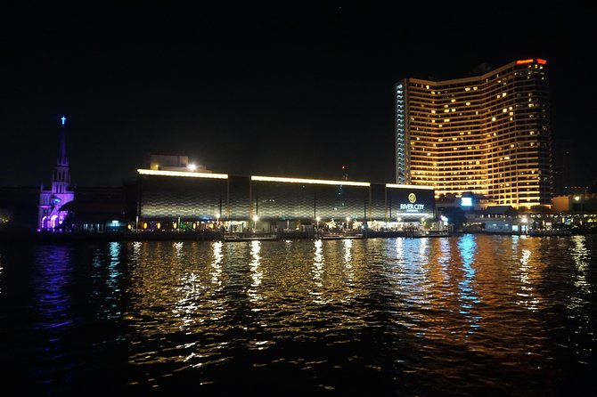 Dinner Cruise on Chao Phraya River in Bangkok (Optional Transfers)