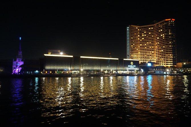 Dîner-croisière sur la rivière Chao Phraya à Bangkok (transferts en option)