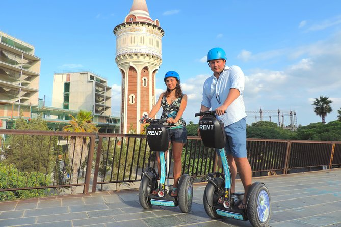 Private Tailored Excursion Segway Tour