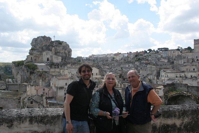 TOUR - Matera (complimentary transfer service from/to Bari and surroundings)