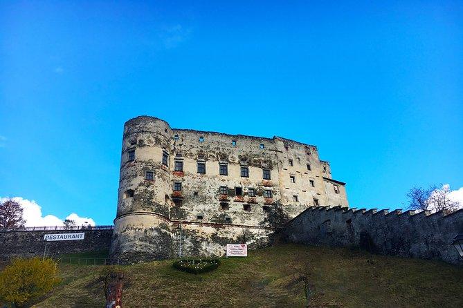 Middle Ages Castle Gmuend