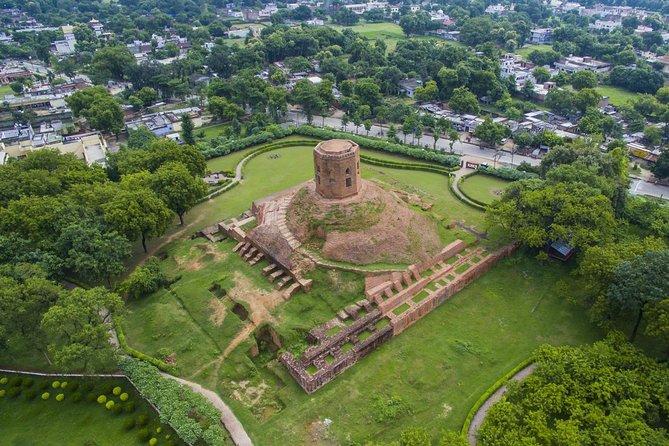 Varanasi City Tour, including Sarnath, Ramnagar Fort & Aarti Ceremony