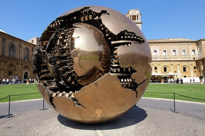 ViP Tour of Vatican Museums, Sistine Chapel & St. Peter's Basilica