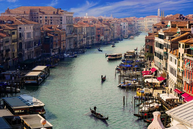 Venice Italy from Salzburg 2-Day Inter-City Tour