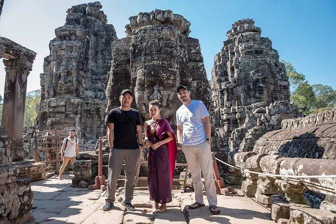 Angkor Guide To Sunrise Angkor Wat, Bayon, TaProhm, Bantey Srei