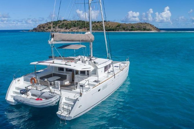 Private day sailing - Explore and enjoy the British Virgin Islands