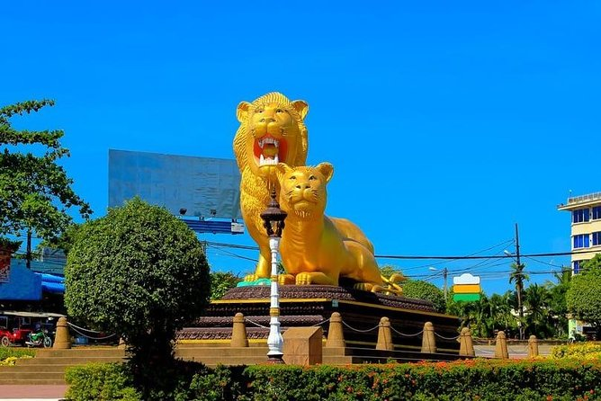 Small Group Sihanouk Ville City Tour in Daily