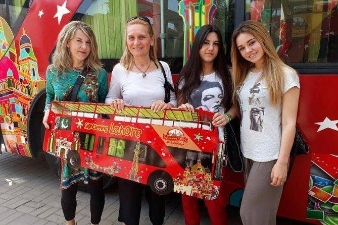 International Tourist Visiting Lahore