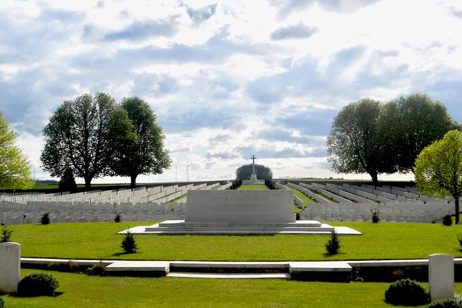 Vimy Ridge & Arras Day Tour photo 2