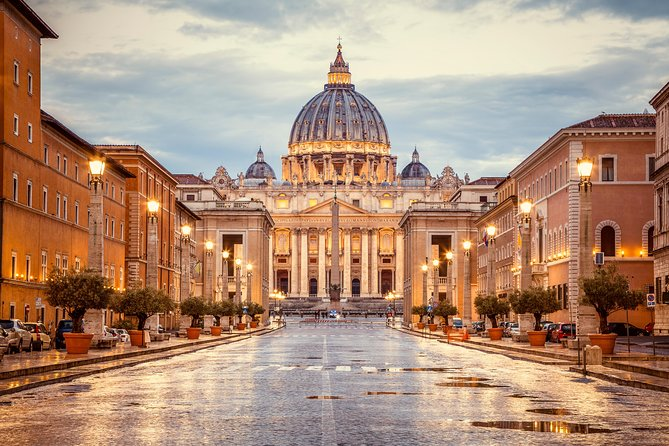 VIP Early Morning Vatican Museum and Sistine Chapel Exclusive Small Group Tour