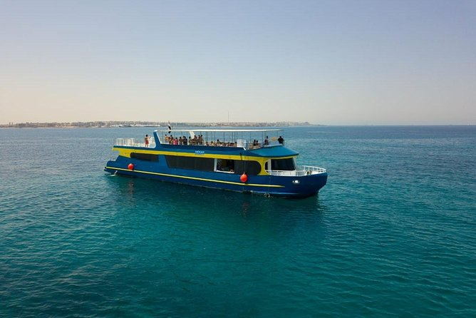Catamaran Cruise with Activities and BBQ Lunch (Magic Conquest) - Hurghada