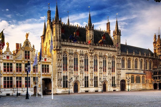 Historical Walking Tour: Legends of Bruges