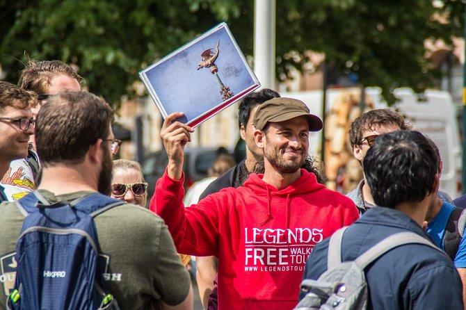 Historical Tour: Legends of Bruges