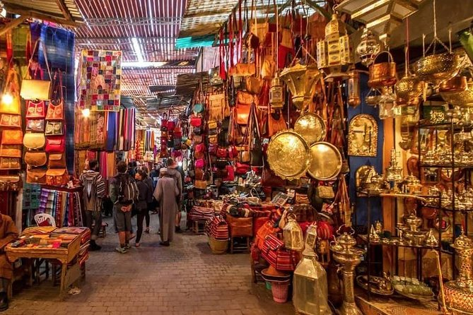 8-days Private Tour package from Casablanca to Marrakech via Fes and Desert