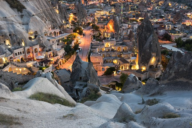 Daily Cappadocia Red Tour from Istanbul by Flight