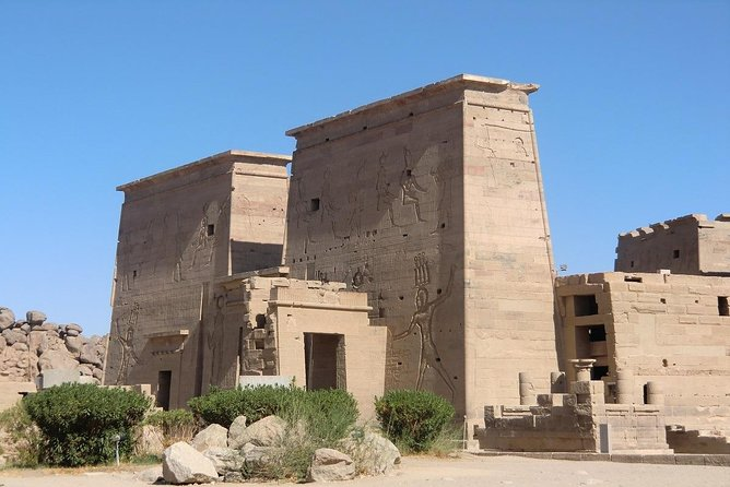 Aswan Highlights High Dam, Temple of Philae, Unfinished Obelisk