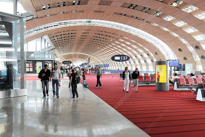 Paris Private Transfer from Charles de Gaulle Airport photo 3