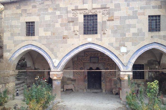 Private Tour - Underground City, Ancient Rock-cut Churches