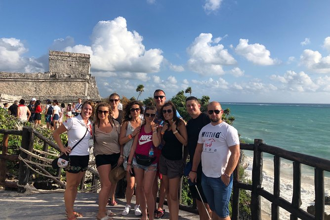 5 in one day! TULUM+COBA +TEQUILA FACTORY +CENOTE IK KILL +CHICHEN ITZA